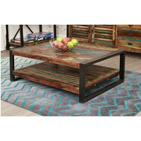 Read more about Kensington rectangular coffee table