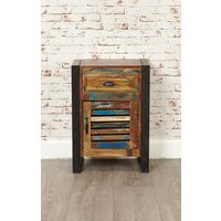 Read more about Kensington 1 door 1 drawer side table