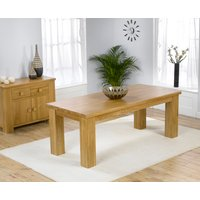 Read more about Kentucky 200cm oak dining table