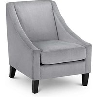 Read more about Mavel slate velvet chair