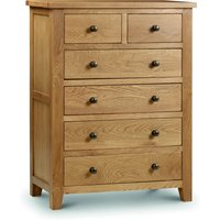 Read more about Marlborough oak 2 + 4 drawer chest