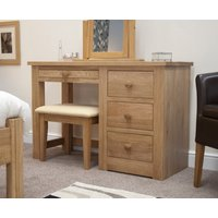 Read more about Reno oak dressing table and stool