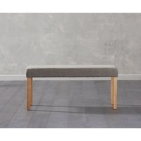 Read more about Mia small brown bench