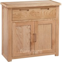 Read more about Merissa oak occasional cabinet