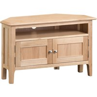 Read more about Suri oak corner tv unit