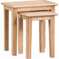 Read more about Suri oak nest of 2 tables