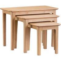 Read more about Suri oak nest of 3 tables
