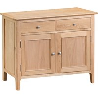 Suri 2 Door 2 Drawer Oak Sideboard