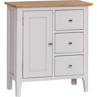 Diego Oak and Grey Large Combi Cupboard