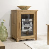 Read more about Opus oak hi-fi unit