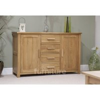 Read more about Othello 130cm oak large sideboard