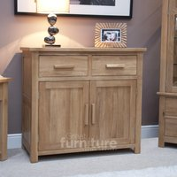 Read more about Opus oak small sideboard