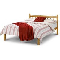 Product photograph showing Pickwick Solid Pine Small Double Bed