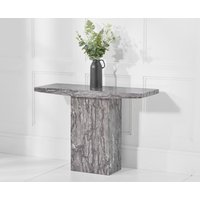 Read more about Crema grey marble console table