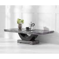 Read more about Raphael dark grey marble coffee table