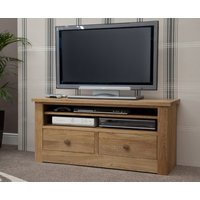 Read more about Reno 110cm oak tv unit