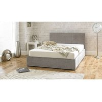 Read more about Sterling stone fabric ottoman super king size bed