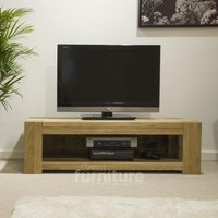 Read more about Trend 120cm oak tv unit