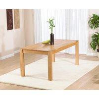 Verona 150cm Oak Dining Table