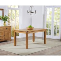 Read more about Yateley 140cm oak dining table