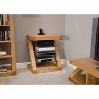 Read more about Z solid oak 90cm tv unit