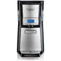 BrewStation® 12-Cup Programmable Coffee Maker, Black & Stainless (48465)