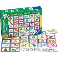 Ravensburger Alphabet Puzzle 30 Piece Puzzle