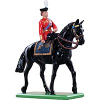 W Britain Her Majestys Mounted Guard Figure