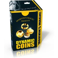 Marvin's Magic Dynamic Coin Trick