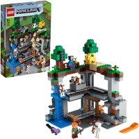 LEGO Minecraft The First Adventure Building Set 21169