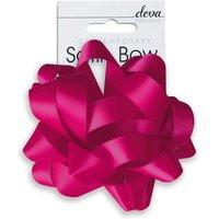 Fuschi Silk Bow