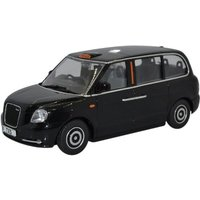 Oxford Diecast LEVC TX Electric Taxi Black