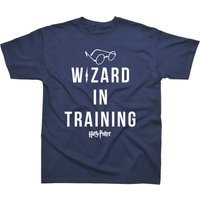 Harry Potter Wizard In Training T-Shirt Age 7-8