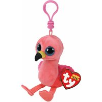 TY Gilda Flamingo Flamingo Booclip Soft Toy