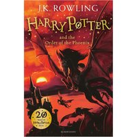 Harry Potter & The Order Of The Pheonix Book