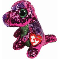 TY Stompy Dino Sequin Flippable Boo