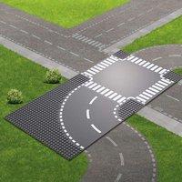 LEGO City Curve & Crossroad 60237