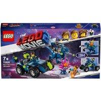 LEGO Movie 2 Rex-Treme Offroader Set 70826