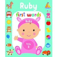 First Words Ruby