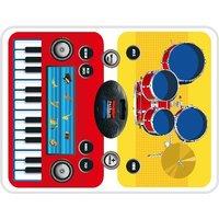 Hamleys 2 in 1 Music Jam Playmat