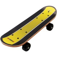Ferrari Mini Skateboard - Yellow