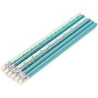 Llama Set of 6 Pencils