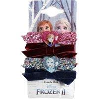 Frozen 2 Anna & Elsa Bow Clips 4pk