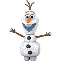 Ravensburger Disney Frozen 2 Olaf, Shaped 54pc 3D Jigsaw Puz
