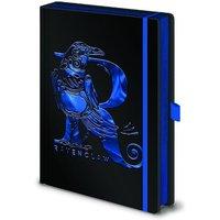 Harry Potter (Ravenclaw Foil) A5 Premium Notebook