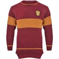 Harry Potter Gryffindor Quidditch Sweater - Age 2