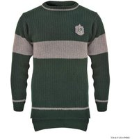 Harry Potter Slytherin Quidditch Sweater - Age 3
