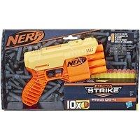 'Nerf Alpha Strike Fang Qs-4 Toy Blaster