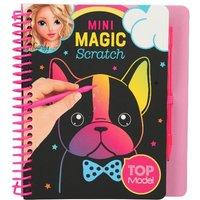 TOPModel Mini Magic-Scratch Book Asst