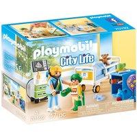 Playmobil 70192 City Life Childrens Hospital Room